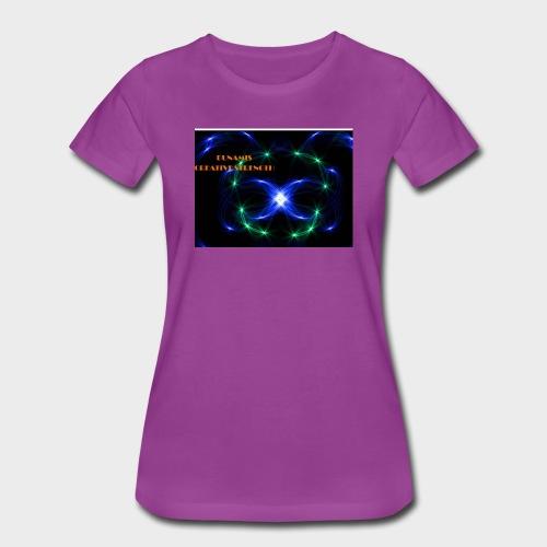 DUNAMIS CREATIVE STRENGTH - Women's Premium T-Shirt