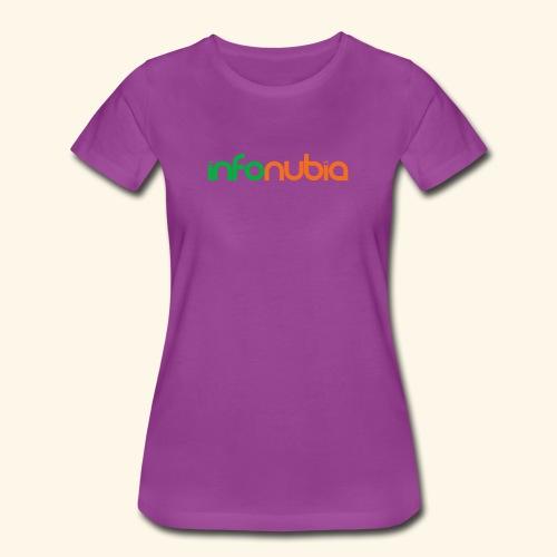 iNub - Women's Premium T-Shirt