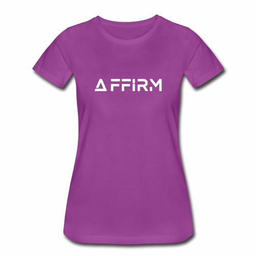 affirm 4 - Women's Premium T-Shirt