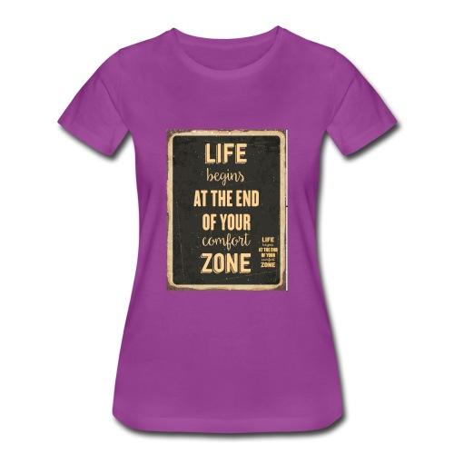 kiss your life - Women's Premium T-Shirt