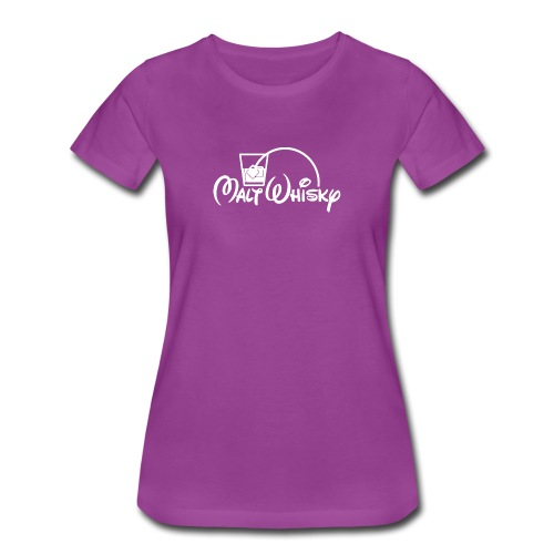 malt whiskey - Women's Premium T-Shirt
