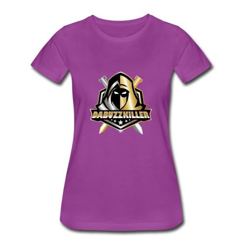 dabuzzkiller official logo - Women's Premium T-Shirt