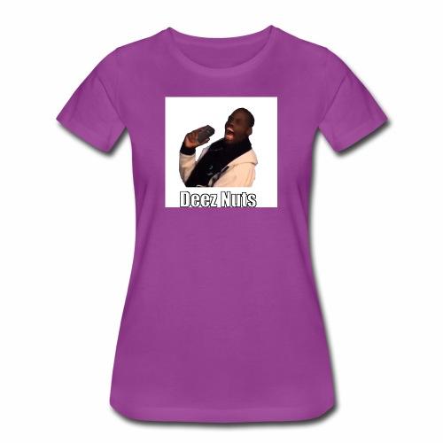 Deez Nuts - Women's Premium T-Shirt