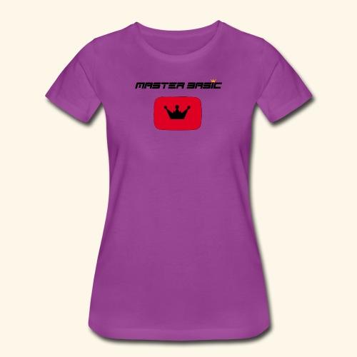 Master Basic - Women's Premium T-Shirt