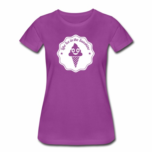 Like Ice in the Sunshine Batch - Women's Premium T-Shirt