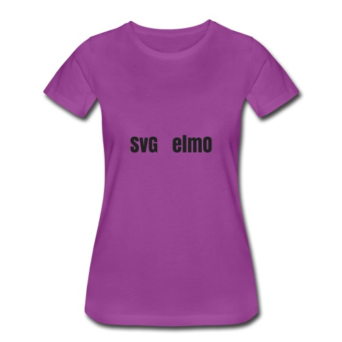 SvG_ElmO Design - Women's Premium T-Shirt