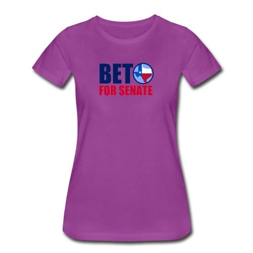 Beto Official Logo - Women's Premium T-Shirt