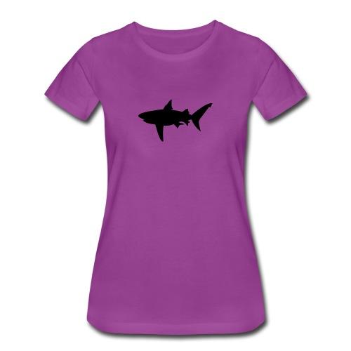 shark Tee - Women's Premium T-Shirt