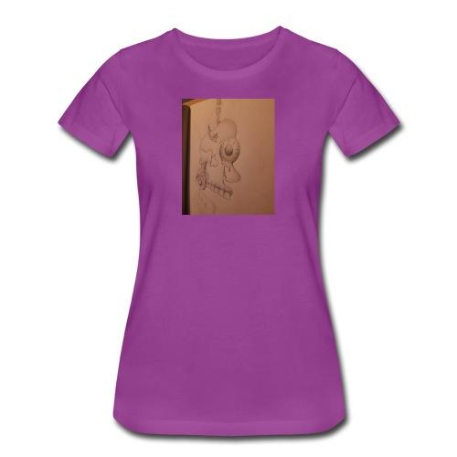 The Art Of Victory - Women's Premium T-Shirt
