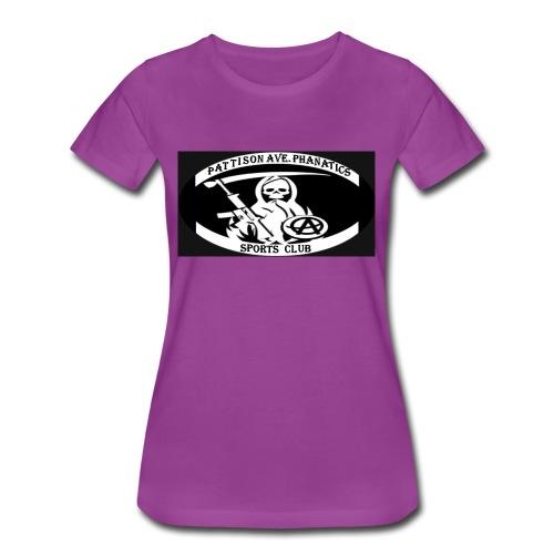 Pattison Ave Phanatics Sports Club - Women's Premium T-Shirt