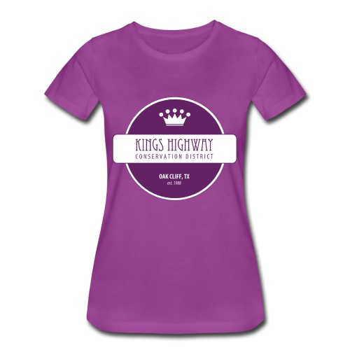 Kings Highway Conservation District - Women's Premium T-Shirt