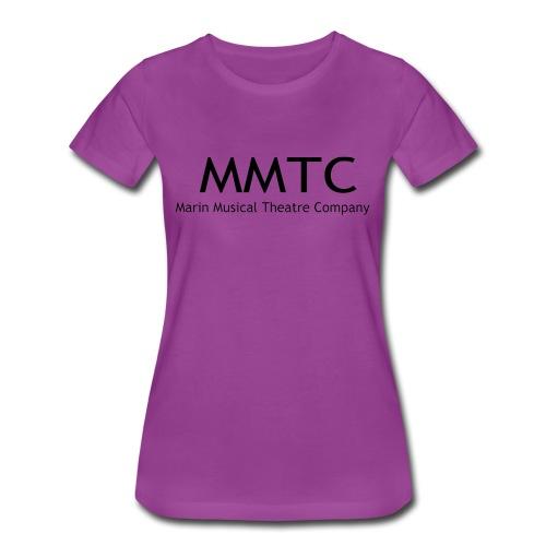 MMTC Letters - Women's Premium T-Shirt