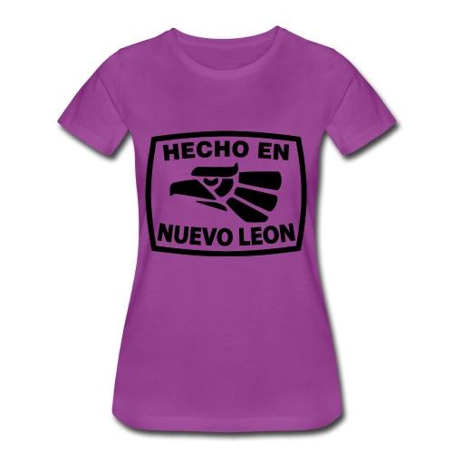 HECHO EN NUEVO LEON - Women's Premium T-Shirt