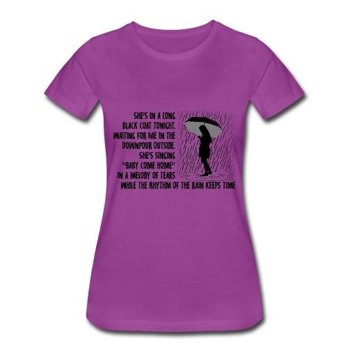 FOB Jet Pack Blues - Women's Premium T-Shirt