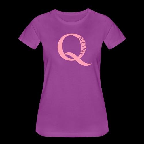 Q Anon - Q-ANON QANON SHIRT - Women's Premium T-Shirt