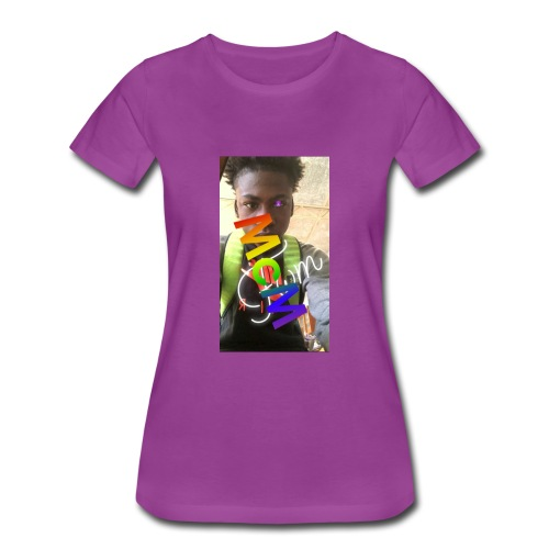 Snapchat 1615670926 - Women's Premium T-Shirt