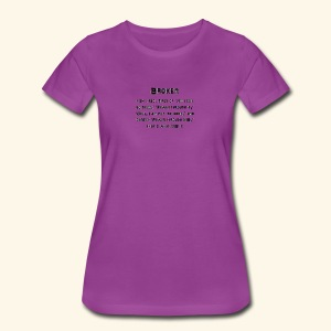 MS Broken - Women's Premium T-Shirt