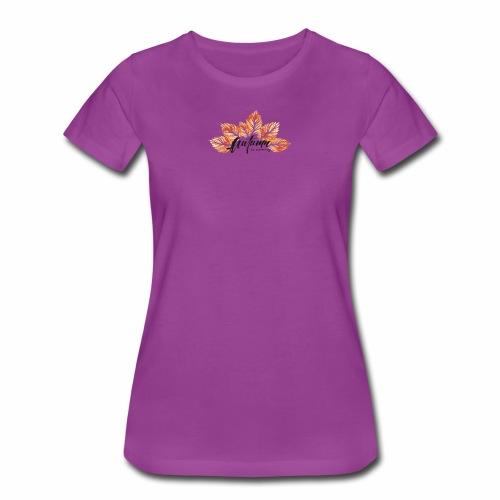Autumn Is Coming - Women's Premium T-Shirt