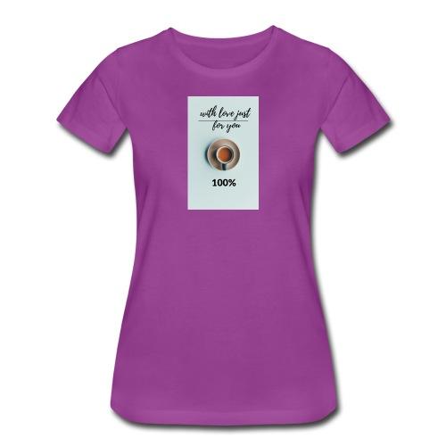 Coffee - Women's Premium T-Shirt