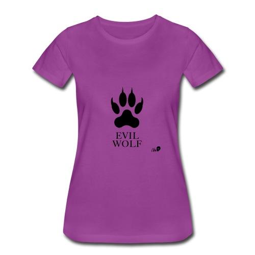 Der Evil Wolf - Women's Premium T-Shirt