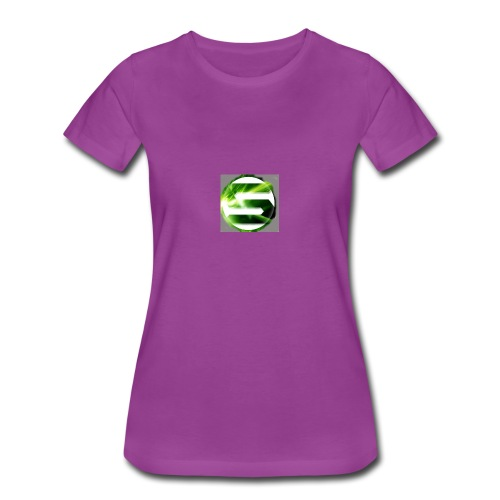 Spreadshirt_tryck_1_v2 - Women's Premium T-Shirt