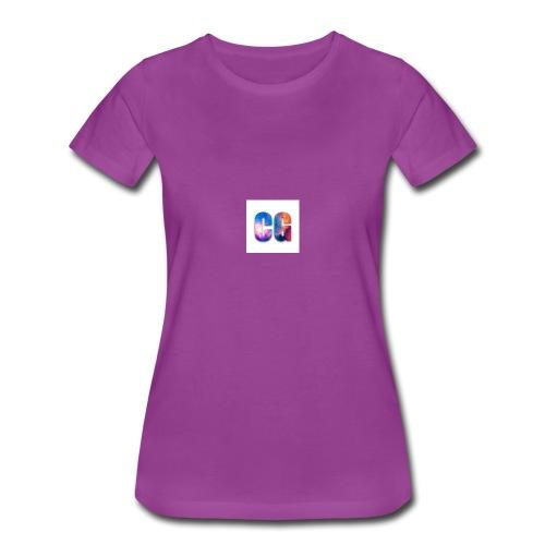 CG_Logo - Women's Premium T-Shirt