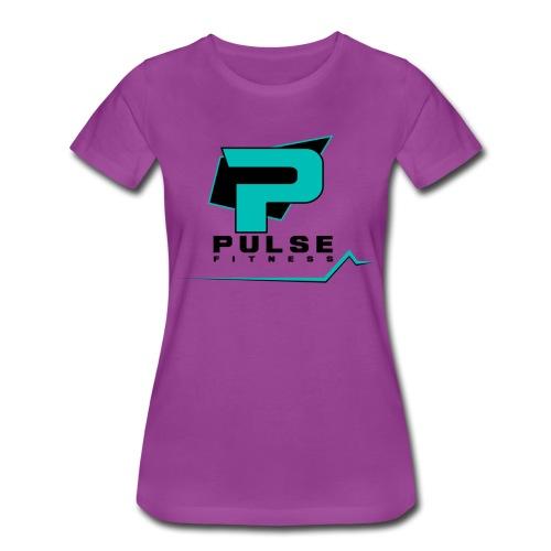 Pulse Fitness - Women's Premium T-Shirt