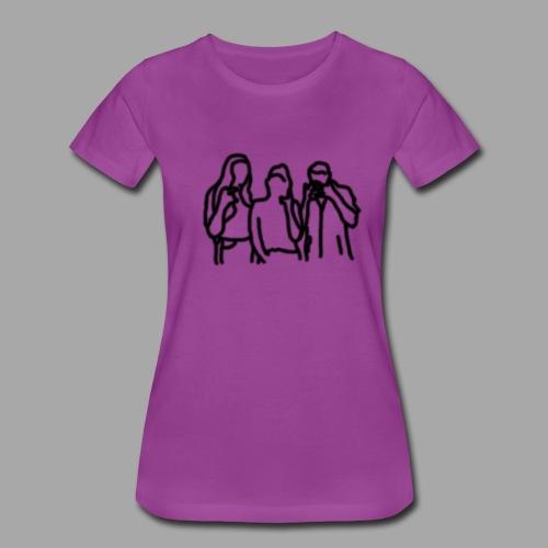 Bad Bitches - Women's Premium T-Shirt