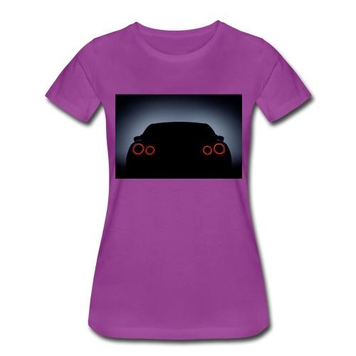 Nissan GTR - Women's Premium T-Shirt