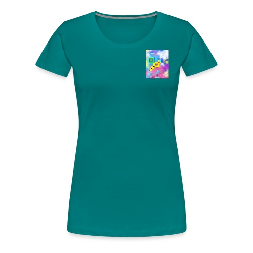 Cosmic Bee - Women's Premium T-Shirt