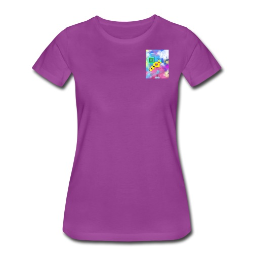 Cosmic Bee - Women's Premium T-Shirt