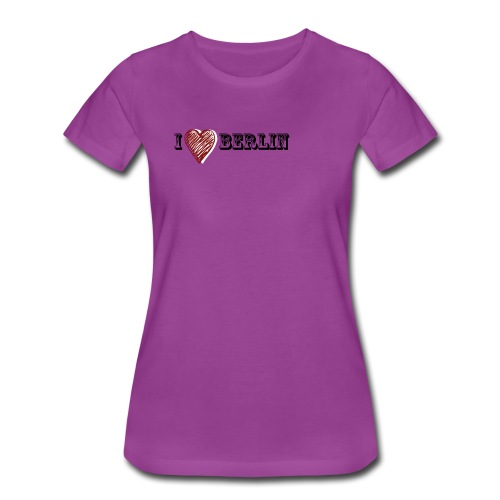 berlin - Women's Premium T-Shirt