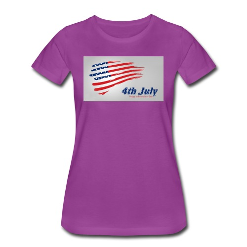 USA Independence Day 2 - Women's Premium T-Shirt