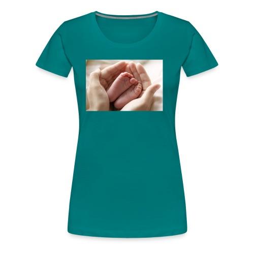 Je prend mon pied - Women's Premium T-Shirt