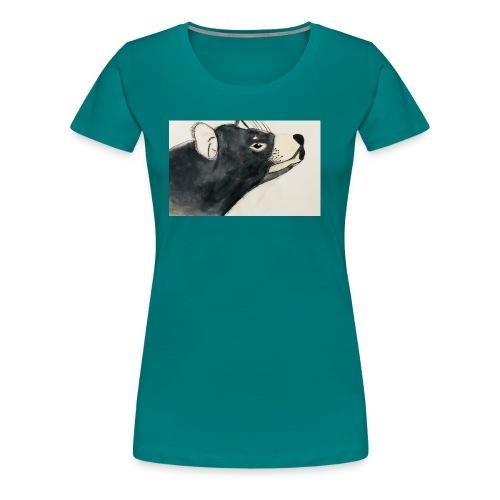 Tasmanian Devil - Women's Premium T-Shirt