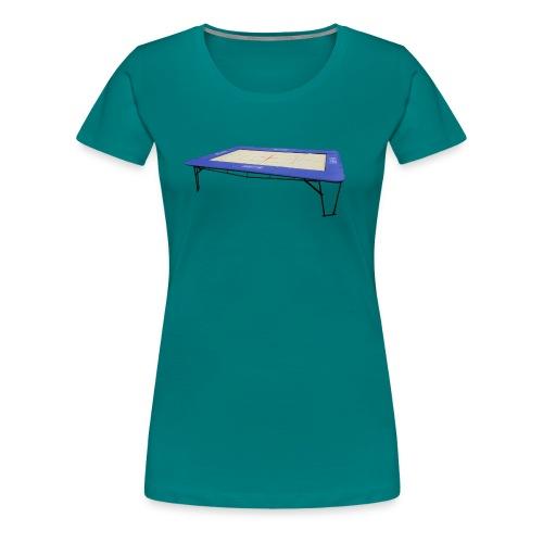 trampoline - Women's Premium T-Shirt