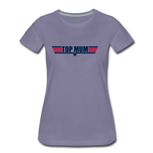 Top Mum - Women's Premium T-Shirt
