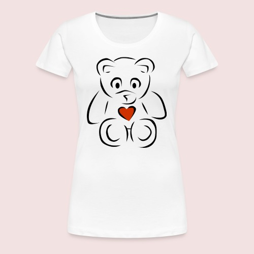 Sweethear - Women's Premium T-Shirt