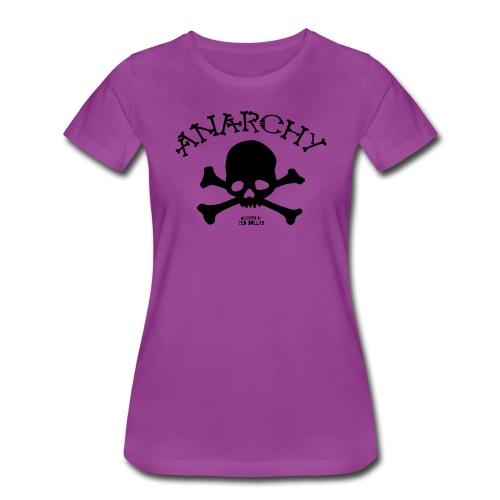 Anar Skull black - Women's Premium T-Shirt