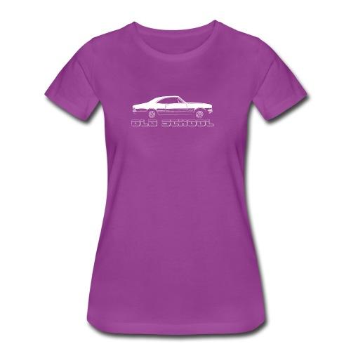 HK MONARO - Women's Premium T-Shirt