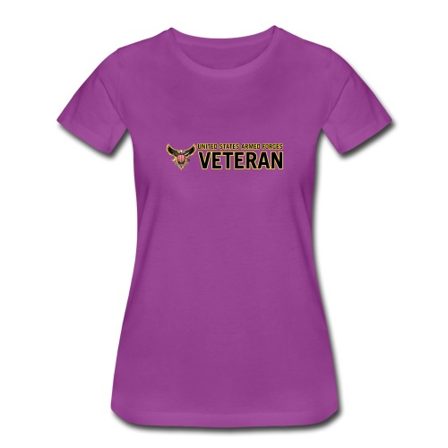 United States Armed Forces Veteran - Women's Premium T-Shirt
