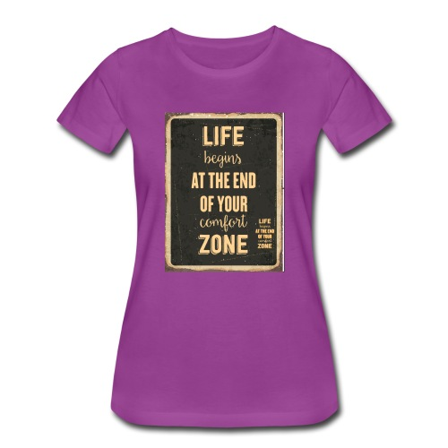kiss your life - Women's Premium T-Shirt