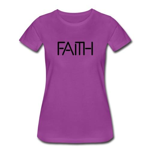 Faith tshirt - Women's Premium T-Shirt