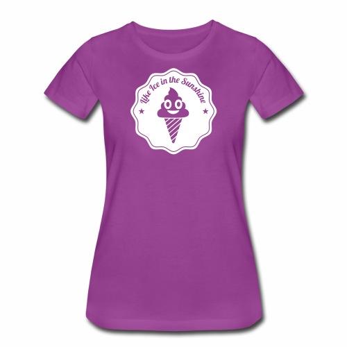 Like Ice in the Sunshine Batch - Women's Premium T-Shirt