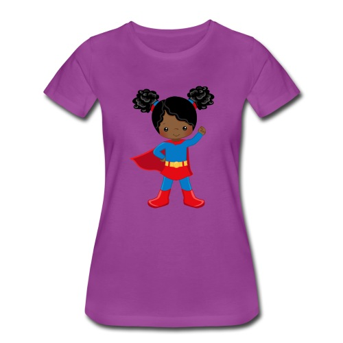 SUPER SIMONE - Women's Premium T-Shirt