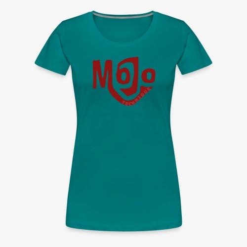 MojoLightRed - Women's Premium T-Shirt