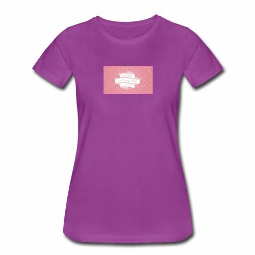La Mama Vloger - Women's Premium T-Shirt