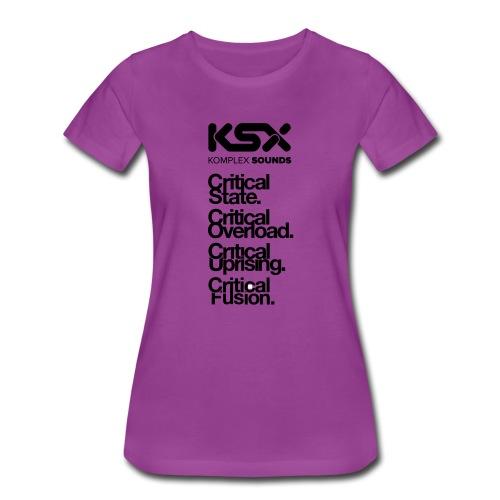 Komplex Labels - Women's Premium T-Shirt