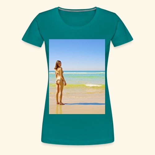 model - Women's Premium T-Shirt