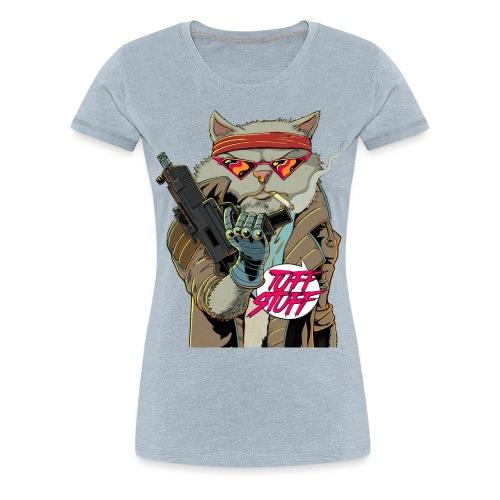 TS Geared up - Women's Premium T-Shirt